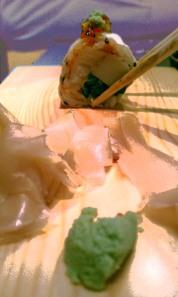 Sushi at Union