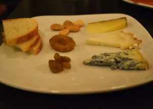 Cheese at Vera Chicago