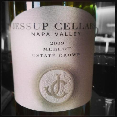 Jessup Cellars 2009 Merlot